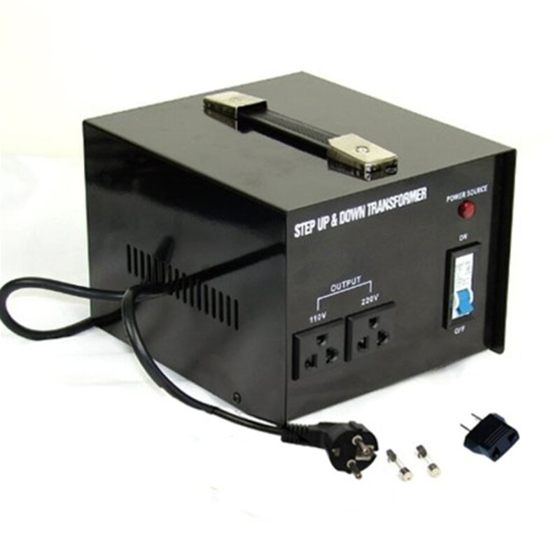 Heavy Duty 1000 Watt 110 220 Volt Power Voltage Converter 110v 220v Transformer