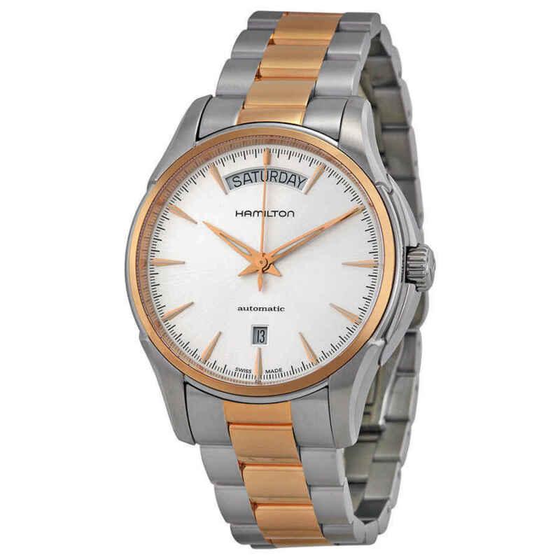 Hamilton-Jazzmaster-Automatic-Silver-Dial-Two-tone-Men-Watch-H32595151