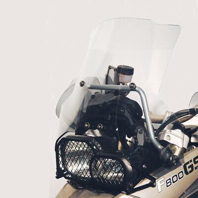Windschild,BMW F650GS (2008-) & F800GS (-07/2012),380mm,Windshield,TRANSPARENT gebraucht kaufen  Kruft