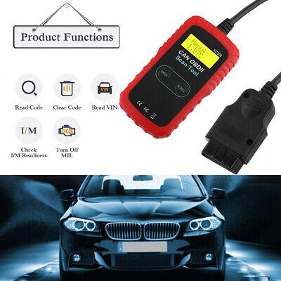 OBD2 Check Engine Diagnostic Car Automotive Fault Code Reader Scanner