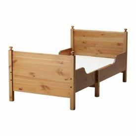 IKEA Leksvik extendable bed frame