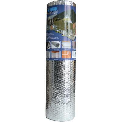 24 X 10 Roll Reflective Foil Double Bubble Foil Insulation