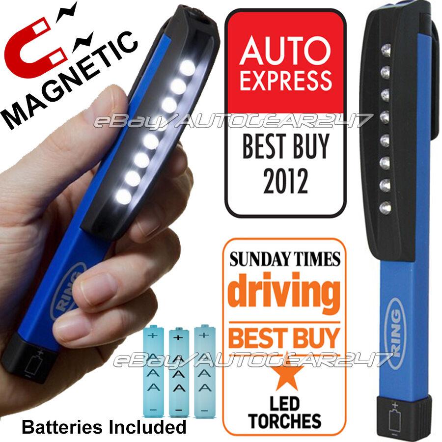 Ring Automotive StandardCharge6 6V 12V Dual Voltage Battery Charger RCB206