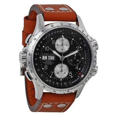 Hamilton Mens Khaki X Wind Watch H77616533