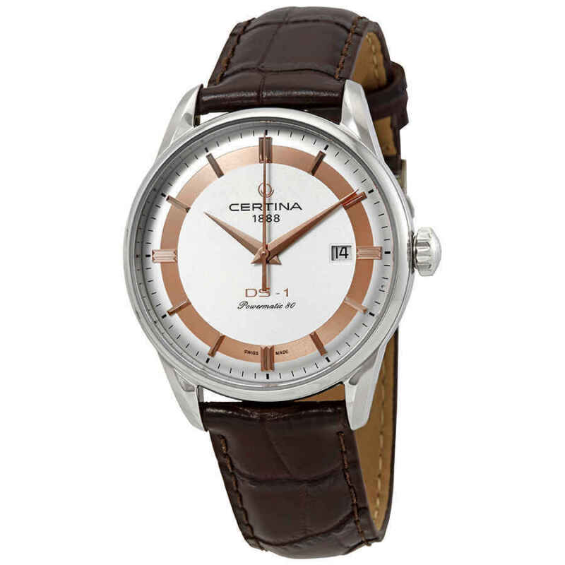 Certina-DS-1-Automatic-Silver-Dial-Men-Watch-C029.807.16.031.60