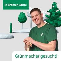 Mitarbeiter für Wässerungsarbeiten in der Grünflächenpflege Bremen (Stadt) - Hastedt Vorschau