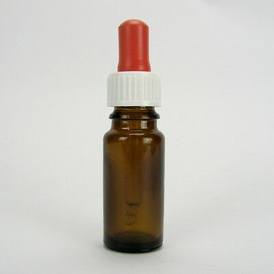 3x Braunglasflasche Pipettenflasche Pipette Standard Verschluss 10 ml