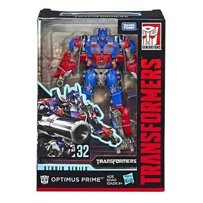 New Transformers Hasbro Optimus Prime Studio Series 32 V Level Action Figure Toy