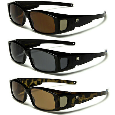 Polarized Sunglasses Fit Over Prescription Eye Glasses Fitovers with Side (Polarized Sunglasses With Prescription)