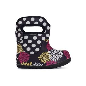 Toddler Girl Baby BOGS Boots waterproof warm size 5