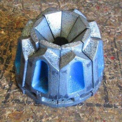 Parker Hydraulic Hose Crimp Die 80c-e08 Blue 12 26 Series Fittings