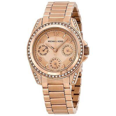 MICHAEL KORS Ladies Watch MK5613 100% Brand New Original Box Retail $275