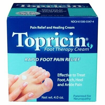 Topricin Foot Therapy 2 oz