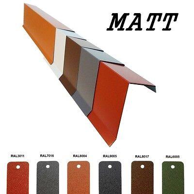 2m ortgangblech ortblech ortgang dachrand. Black Bedroom Furniture Sets. Home Design Ideas
