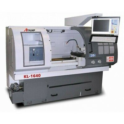Atrump Kl1640 Plus With Centroid Cnc Control