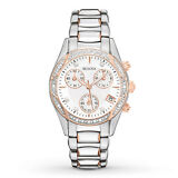 Bulova 98R149 Anabar Women's Two-Tone Stainless Steel Watch