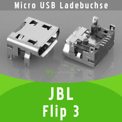 ✅ JBL Flip 3 Micro USB Ladebuchse Charging Port Connector Bluetooth Lautsprecher Flip Micro Usb