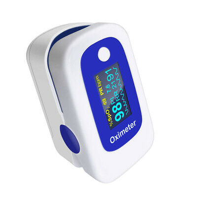 Oled Fingertip Pulse Oximeter Audio Alarm Pulse Sound With Spo2 Pr Pi
