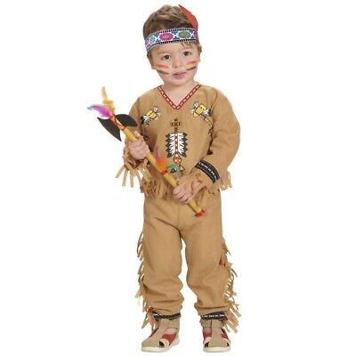 ÜM & STIRNBAND Karneval Jungen Kleinkinder Verkleidung 4892 (Kostüm Stirnband)
