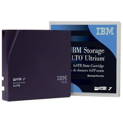 IBM LTO Ultrium 7 Data Cartridge (38l7302)