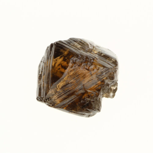 Amazing Light Brown Color 1.31 Carat SI2 Clarity Charming Natural Rough Diamond