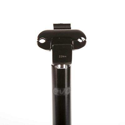 SUNLITE Seatpost 26.4mm Diam 350mm Length 25mm Offset Silver Alloy