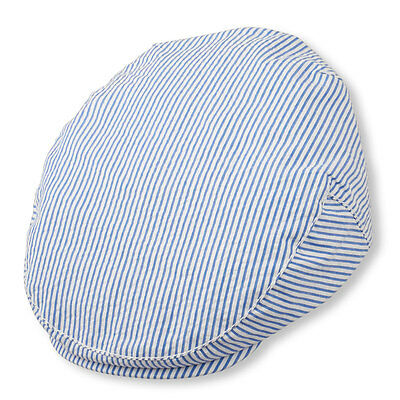 The Childrens Place Newsboy Hat Cabbie Cap Striped 6 24M   24M 3T   3T 5T Nwt