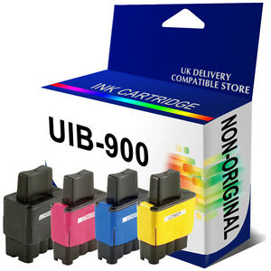 4 ink cartridge for BROTHER DCP-110C DCP-115C printer
