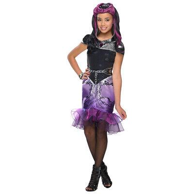 Rubies Ever After High Raven Queen Kinder Mädchen - Raven Queen Mädchen Kostüme