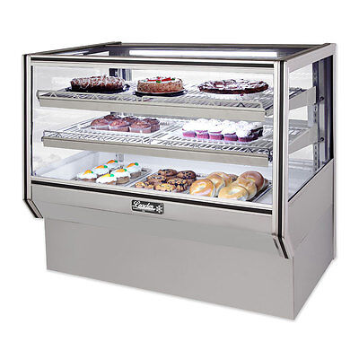 Leader 57 Commercial Counter Bakery Display Non-refrigerated Case Dry Unit