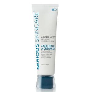 Serious Skincare 4 Million IU A Cream XR Time-Released Retinol Cream 2 oz.