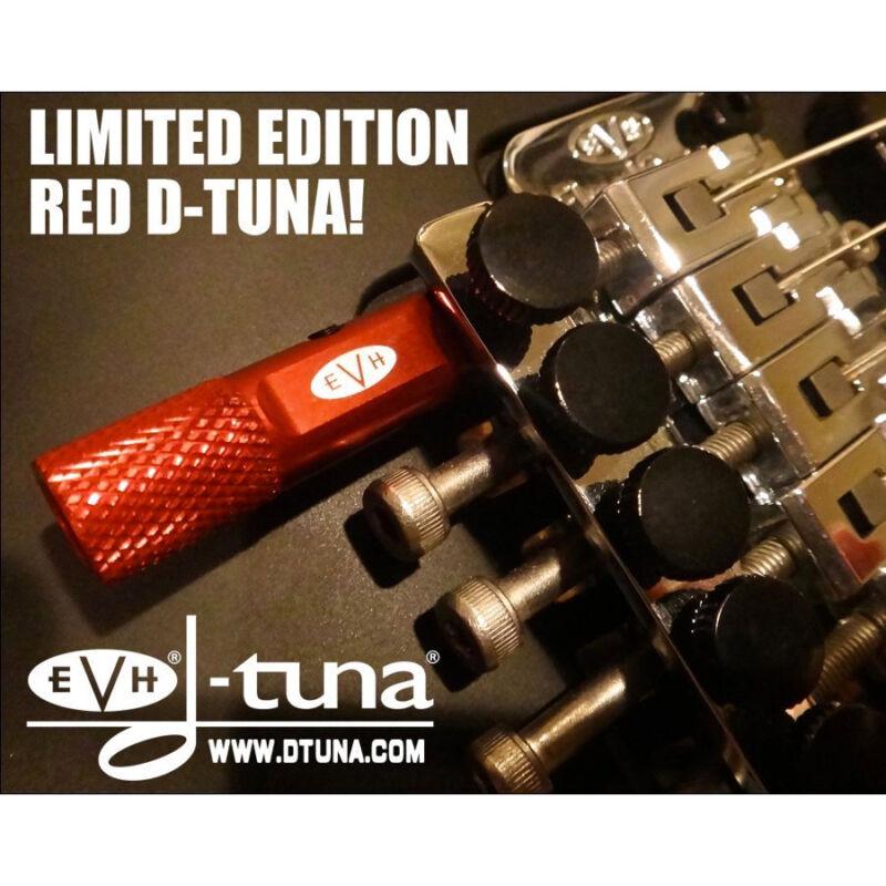 EVH D-Tuna Drop D Tuning System - Red, New!