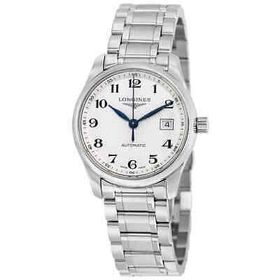 Longines Master Collection Automatic White Dial Ladies Watch L22574786