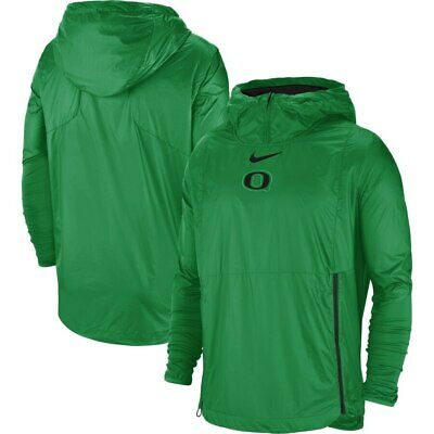 new Mens XXL Nike Fly rush Oregon Ducks Hooded 2018 Edition Light Weight hoodie Oregon Mens Hoodie