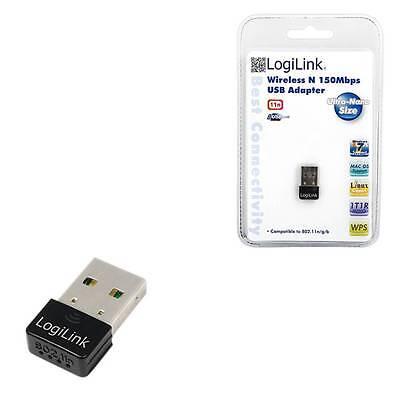 KEINE WARENSENDUNG ! WLAN USB ADAPTER 802.11b/g/n WLAN-STICK NOTEBOOK WIN10