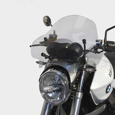 Windschild BMW R1200R (2011-2014),Windshield,Bulle,RAUCHGRAU,HÖHE:350mm, gebraucht gebraucht kaufen  Kruft
