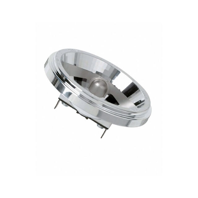 Osram Halogen lamp HALOSPOT 111 ECO - G53, 12V - 50W 40° - 10 Pcs - Spotlight
