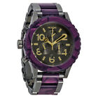 Women's Watches with Chronograph Nixon 42-20 Model