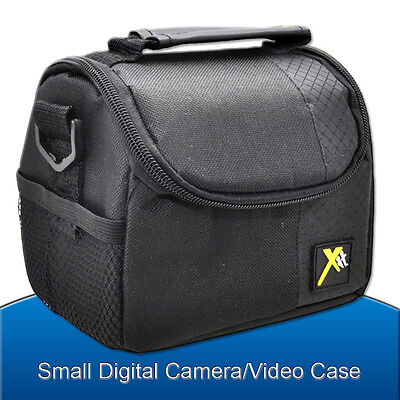 Small Camera bag Case Pouch for Gopro Canon Nikon Sony Fujifilm Point-and-Shoot