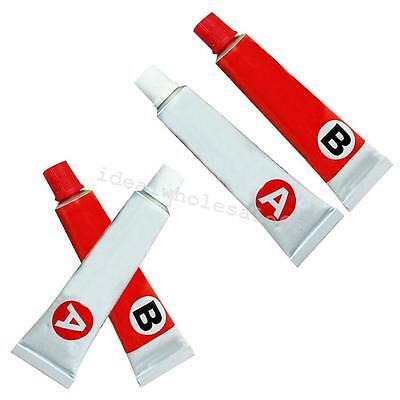 Araldite Ab Epoxy Adhesive Quick Glue 5 Minute Rapid Plastic Rubber Metal