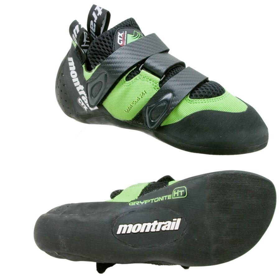 Climbing shoes, WASABI size UK5