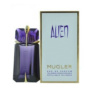 Mugler ALIEN 30ml EDP NEW Refillable Talisman For HER Seal Box Authentic...