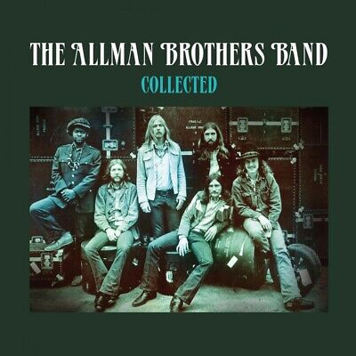 The Allman Brothers Band COLLECTED Best Of 21 Songs 180g New Black Vinyl 2