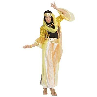 HAREMSDAME KOSTÜM Karneval 1001 Nacht Orient Sultan Scheich Harem Tänzerin - Harems Tänzerin Kostüm