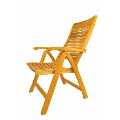 Anderson Teak Carina 5-Position Highback Recliner - (Carina 5 Position)