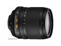 Nikon lens 18-105 mm 3.5-5.6f