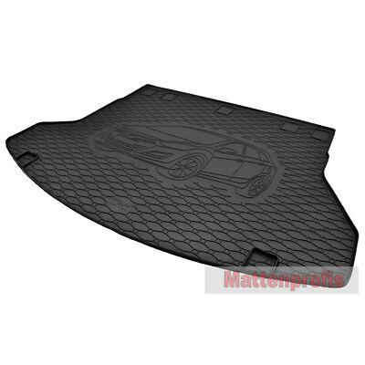 Gummimatten für Hyundai i30 ab 19 Gummi Fußmatten 4 teilig 3D Schalen Qualität
