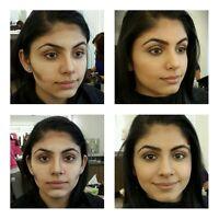 Bridal/high fashion Makeup