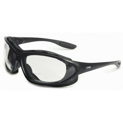 Uvex Seismic Bifocal Safety Glasses & Goggles Clear Anti-Fog Lens Z87+