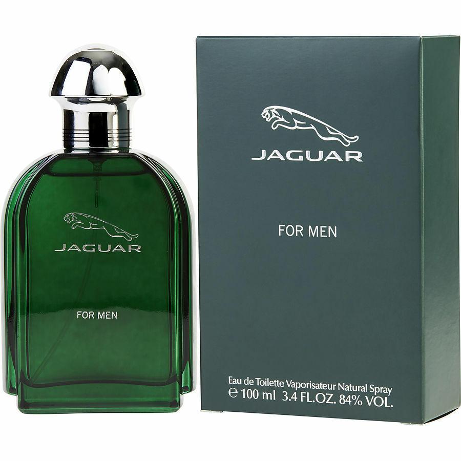 455e5b65bedd Details about Jaguar Cologne Men's Perfume Eau De Toilette Spray 3.4 oz 100  ml New Box